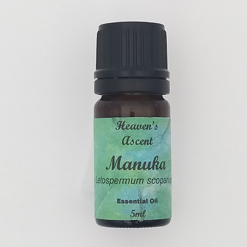 Manuka - Pure Therapeutic Essential Oil 5ml