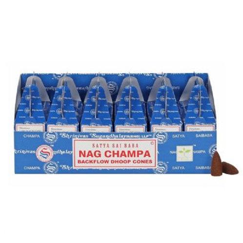 Nag Champa Backflow Burner Cones