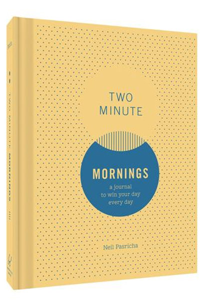 Two Minute Mornings Journal