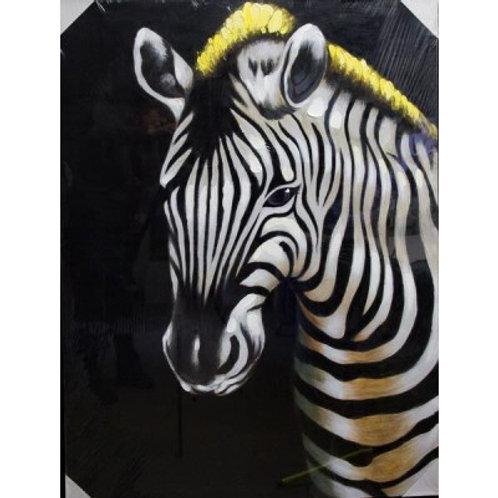 Zebra 90x120cm