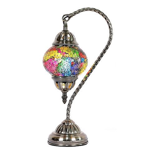 Swan Turkish Lamp