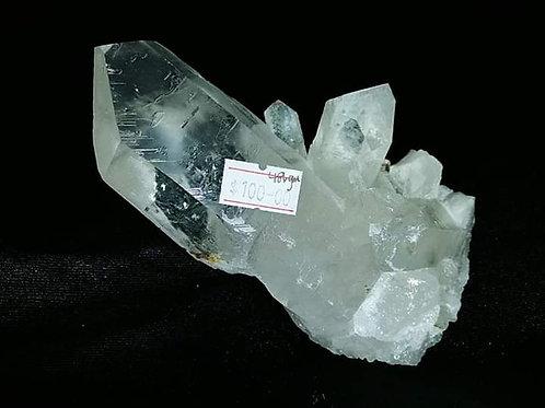 486gm Quartz Cluster $100