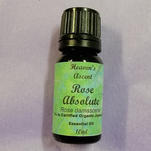 Rose Absolute Pure Therapeutic Oil 10mls $22