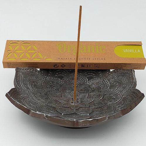 Vanilla Masala Sticks 15gm Organic Goodness
