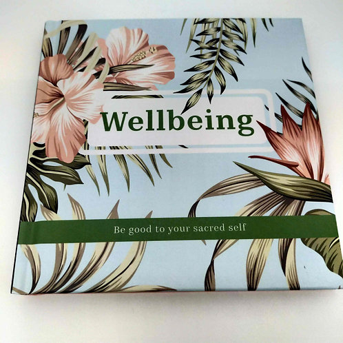 Gift Book Wellbeing