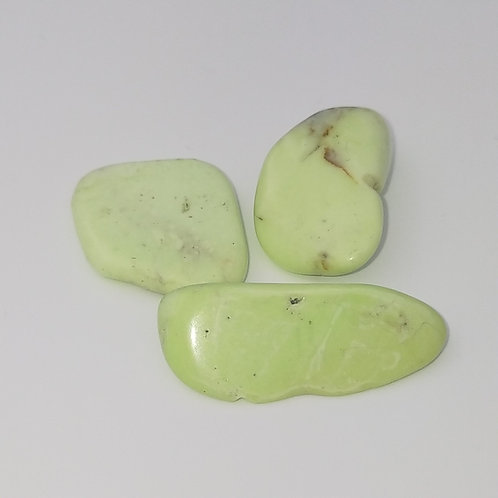 Chrysoprase Lemon Tumble
