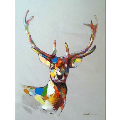 Stag 90x120