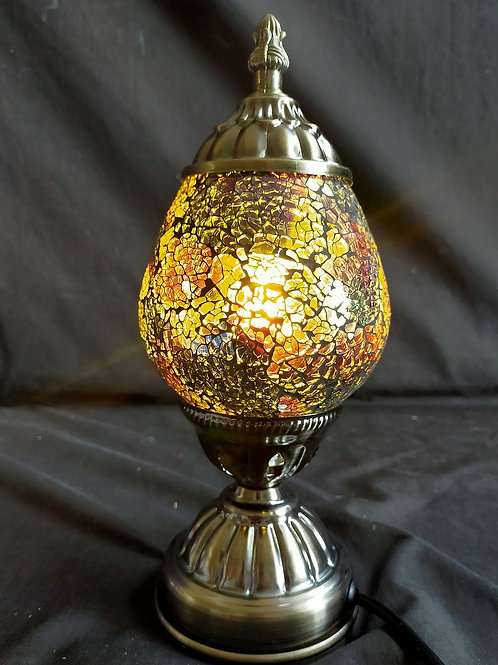 TL69 Turkish Oval Lamp