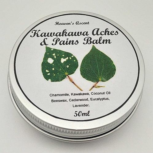 Kawakawa Aches & Pains Balm 50ml Tin