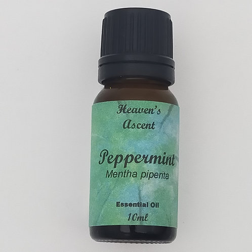 Peppermint - Pure Therapeutic Essential Oil 10ml