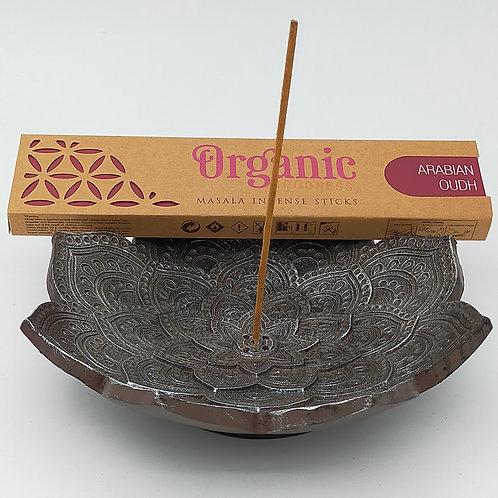 Arabian Oudh Masala Sticks 15gm Organic Goodness