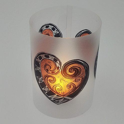 Tealight Lantern Aroha