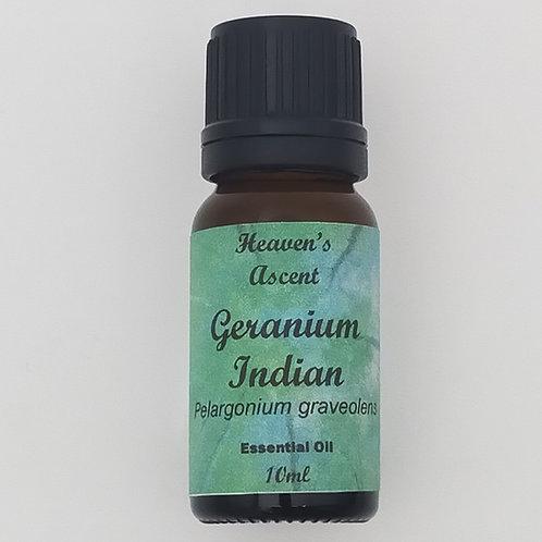 Geranium - Pure Therapeutic Essential Oil 10ml