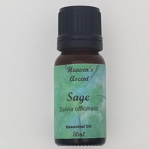 Sage - Pure Therapeutic Essential Oil 10ml