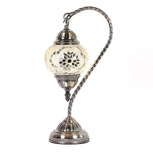 TL30 - Turkish Swan Necked Lamp