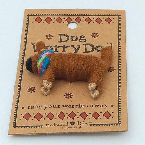 Worry Doll Dog