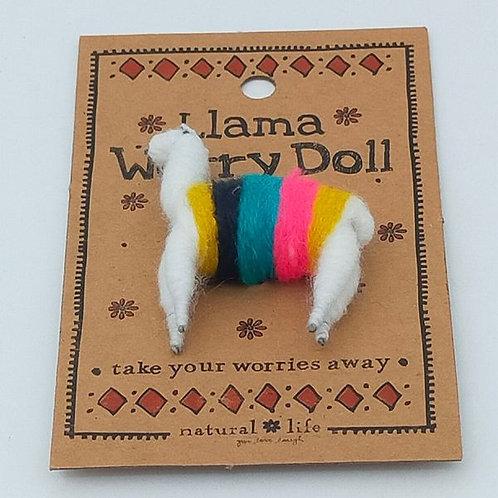 Worry Doll Llama