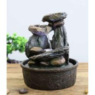 Rock Pool Water Feature LED