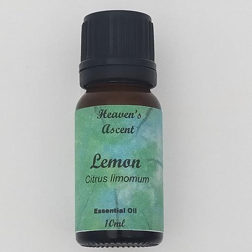 Lemon - Pure Therapeutic Essential Oil 10ml