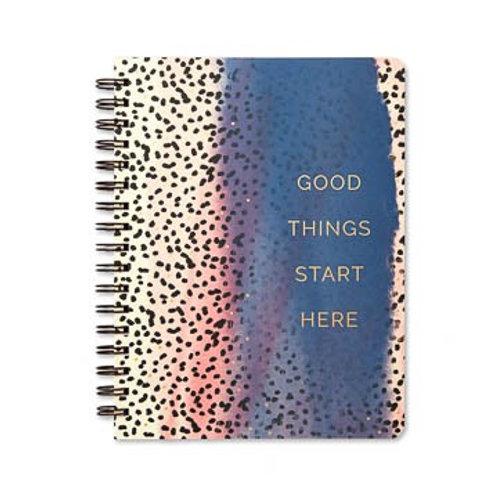 Good Things Start Here Journal