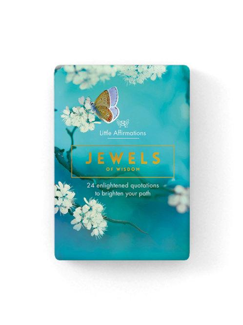 Jewels of wisdom Affirmation Cards