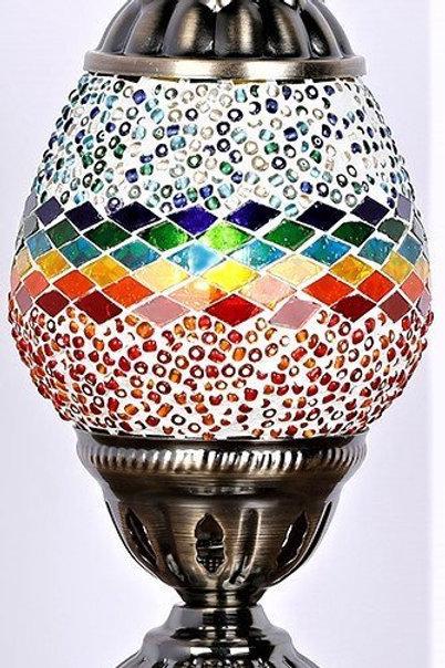 TL66 Turkish Oval Lamp