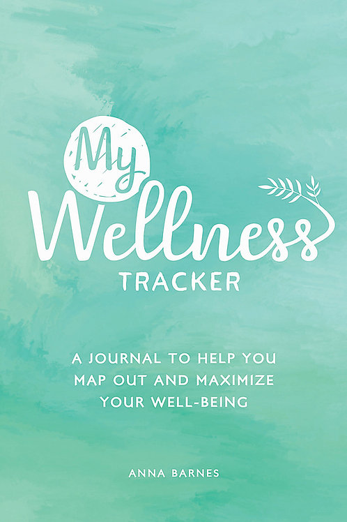 My Wellness Tracker Journal