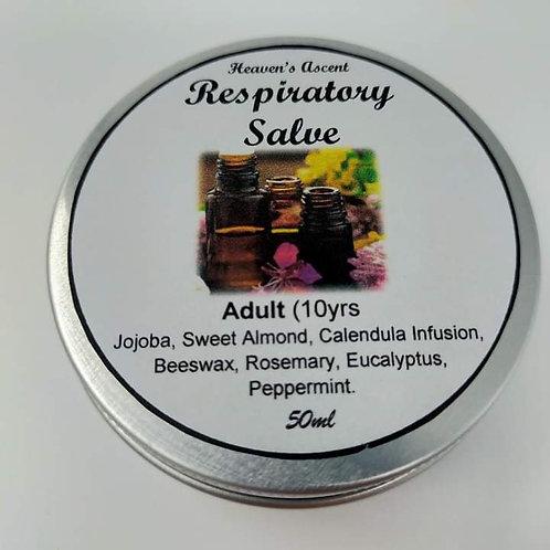 Respiratory Salve (Adult) 50ml Tin