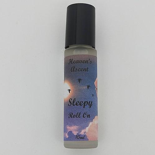 Sleepy Synergy Blends Roll On 10mls