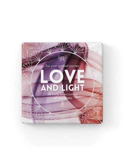 Love & Light Spiritual Journey Cards