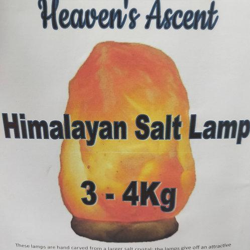 3-4Kg Himalayan Salt Lamp