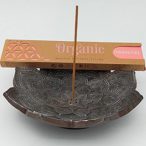 Frankincense Masala Sticks 15gm Organic Goodness