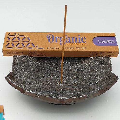 Lavender Masala Sticks 15gm Organic Goodness