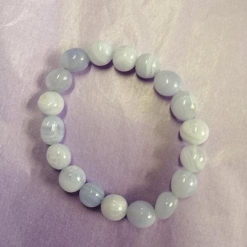 Blue Lace Agate $31