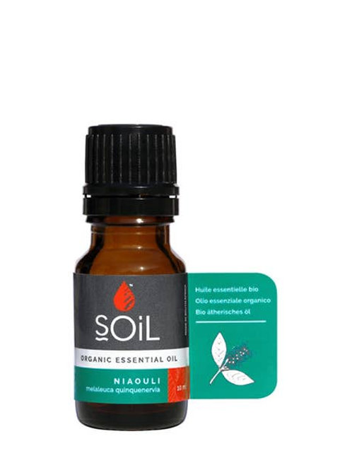 Organic Niaouli Oil