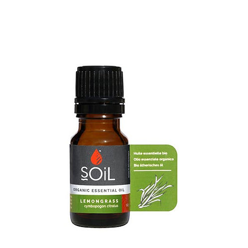 Organic Lemongrass Oil