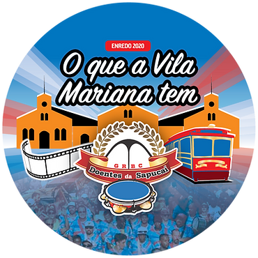 Logo Desfile 2020