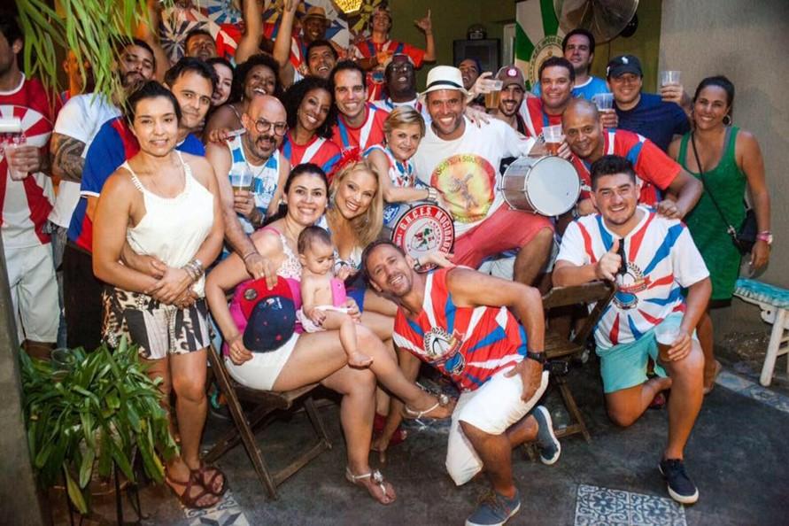 Doentes da Sapucaí 2018