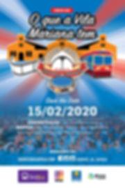 Flyer Desfile Doentes 2020