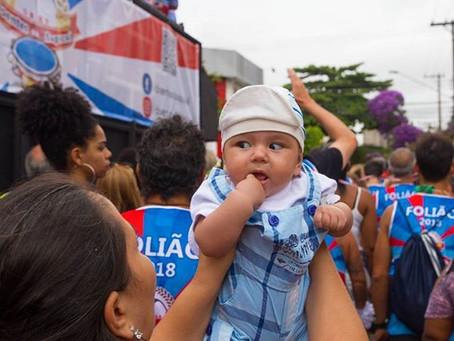Desfile 2018: Doentes da Sapucaí estreiam com muito samba e alegria