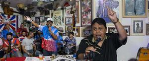 Quinho e Dominguinhos na Festa dos Doentes da Sapucaí - Out/2018