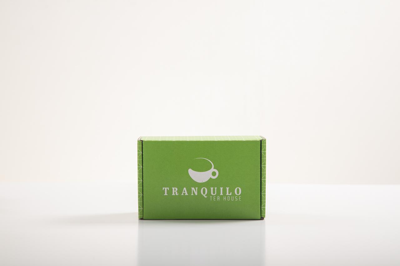 TEA BOX BY ITSELF
