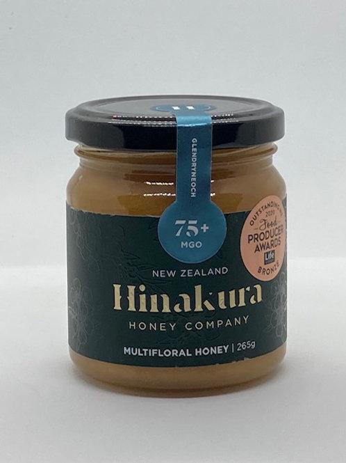 Glendryneoch Multifloral Honey 75+ MGO