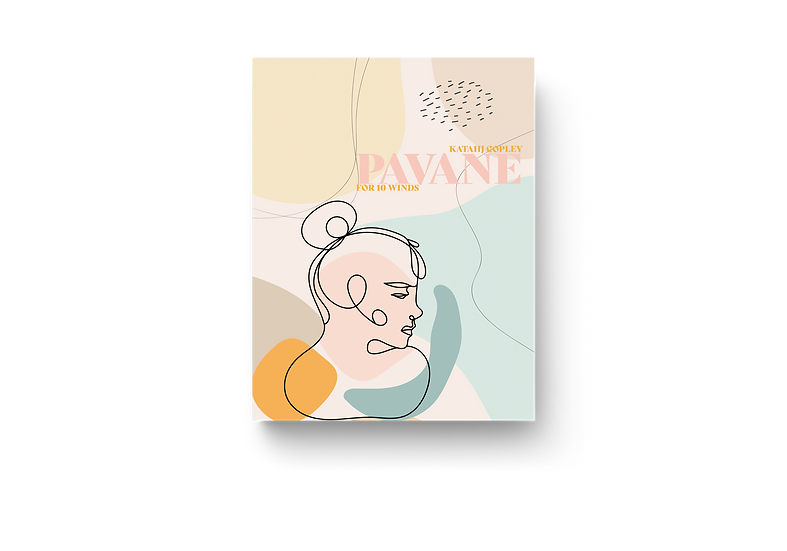PAVANE (PDF Score and Parts)
