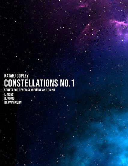 CONSTELLATIONS No.1 (Euphonium)