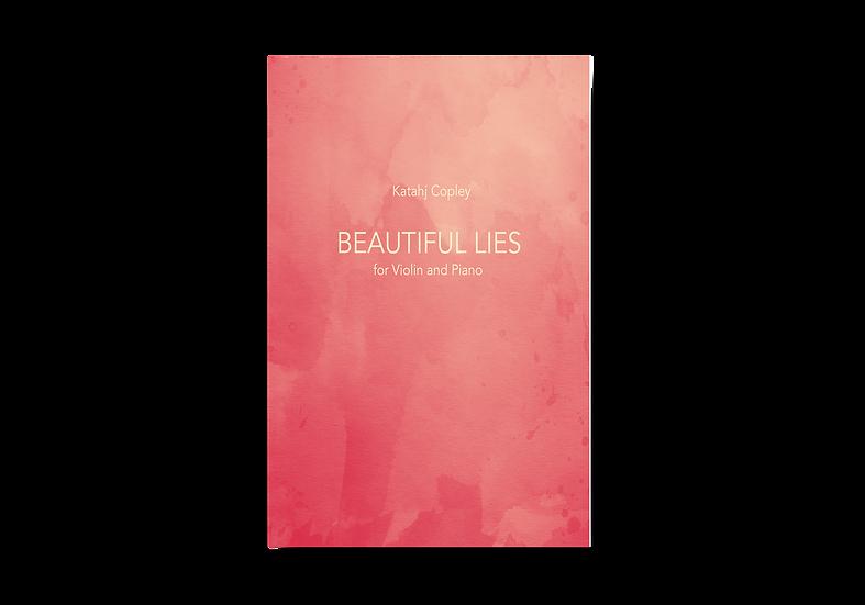 BEAUTIFUL LIES (PDF Score and Parts