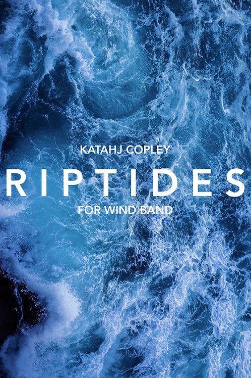 RIPTIDES *Score Only*