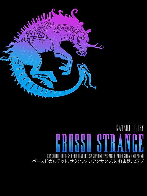 GROSSO STRANGE SCORE AND PARTS