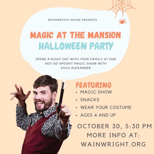 Halloween Magic Show!