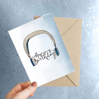 birthday Headphones